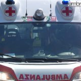 Piediluco, impatto auto-ciclista: 61enne in ospedale