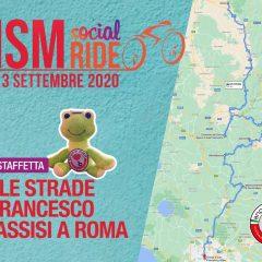 Gli Angeli in Moto 'on the road' per l'Aism Social Ride