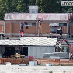 PalaTerni, mercato ortofrutta: parte lo 'smontaggio' – Video