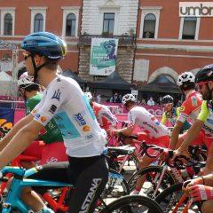 'Tirreno-Adriatico' a Terni: il centro accoglie i ciclisti – Fotogallery