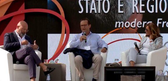 Video: Tesei-Bonaccini, confronto ad Assisi