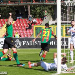 Ternana-Potenza 3-0, ritorno al successo di fronte ai tifosi