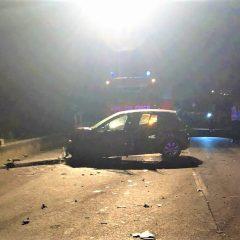 Mortale in E45: le foto dell'assurdo incidente