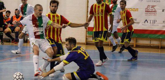 Futsal Ternana, col Recanati non si passa