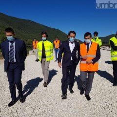 Terni-Rieti: «Siamo in dirittura d'arrivo»