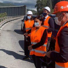 Ast, visita del sottosegretario Morani in azienda