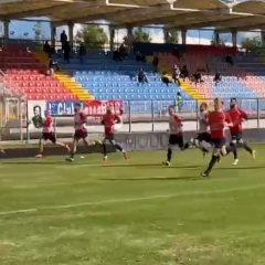 Serie C, Gubbio ko con il Cesena: 1-2