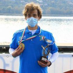 Terni ha un nuovo campione d'Italia: Matteo Tonelli