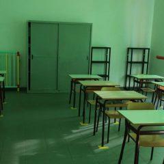 Covid, Guardea: stop lezioni in due classi