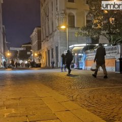 Covid, Terni: «Se non aiutate commercianti sarà città spettrale»