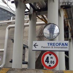 Treofan, le rsu: «Gestione dei rifiuti illegittima»