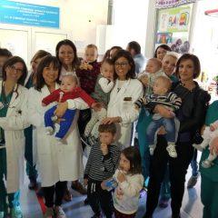 'Giornata mondiale prematurità': la clip dell'ospedale di Terni