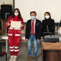 Covid, Amelia: il grazie ai volontari per l'aiuto agli operatori sanitari