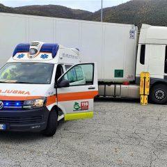 Acquasparta, autotrasportatore trovato senza vita