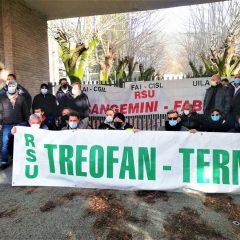 Sangemini-Treofan, nuova solidarietà tra vertenze