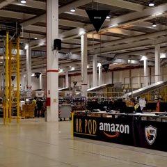 Amazon in Umbria? In ballo 150 posti di lavoro nel deposito