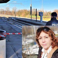 Bastia Umbra, dolore per la 57enne morta alla stazione