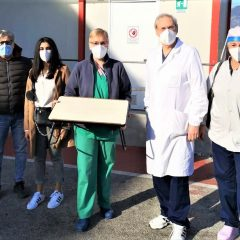 Due comunità narnesi donano al pronto soccorso di Terni