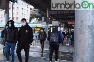 Rientro a scuola: la situazione a Perugia