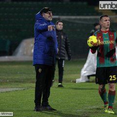 Fere di nuovo al 'Menti' C'è la Juve Stabia: torna Falletti