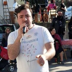 Spoleto, il Covid non ferma Valerio: musica e live a volontà