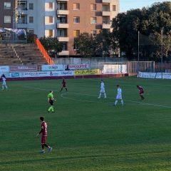 Gubbio raggiunto nel finale a Fano: 1-1