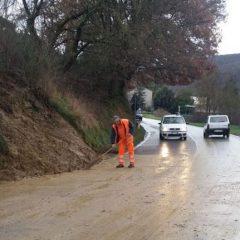 Maltempo, la provincia di Perugia bersagliata e in crisi