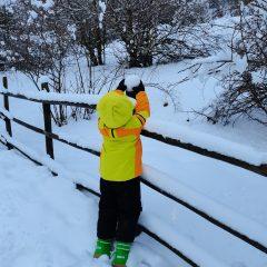 Neve in Valnerina e nei dintorni di Terni: fotogallery