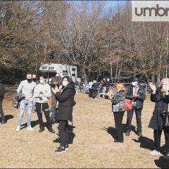 Camping Marmore: «Così è difficile una riapertura immediata«