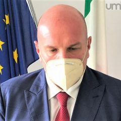 Massucci: «Terni ha potenzialità grandi». Failla nuovo questore