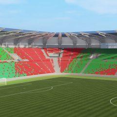Nuovo stadio Terni, la presentazione video