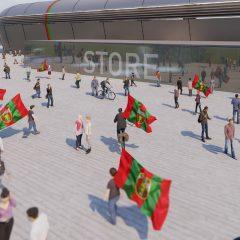 Nuovo stadio Liberati, De Luca (M5s): «La Regione dica di sì»