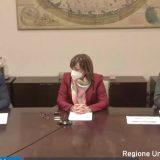 Vaccini in Umbria: «Tutelati i più fragili e i risultati si vedono»