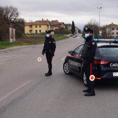 Spacciava marijuana fra Selci e San Giustino: denunciato 25enne