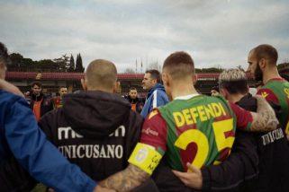 'Ternana: the working class goes to heaven': documentario Copa90