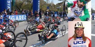 Da Foligno, due umbri al campionato italiano paraciclismo