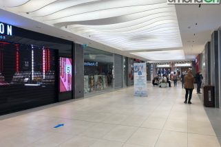 Covid, i negozi dei centri commerciali chiudono per protesta