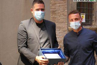 Ternana, Lucarelli: «Basta con il semo nati pe' tribbolà»