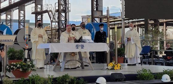 Il messaggio di Papa Francesco per Terni: «Prospettive incerte. Siate uniti e solidali»