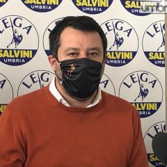 Lunedì Matteo Salvini sarà ad Orvieto