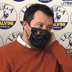 Terni, Salvini: «Ora qui non si legge più di dissesto e inchieste»