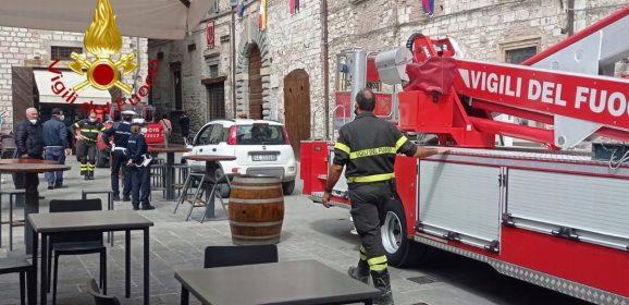 Scosse a Gubbio: «Nessuna criticità»