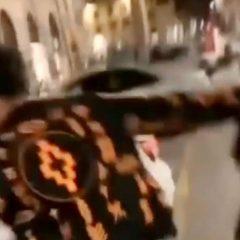 Perugia, giovanissimi violenti si filmano sui social