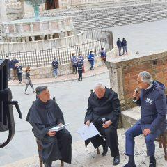 Sorpresa a Perugia: Bocelli canta in piazza IV Novembre
