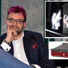 Ecco il supercomputer: «L'ho chiamato Grifo in onore di Perugia»