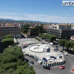 Piazza Tacito Terni, accordo su restyling architetti-Comune