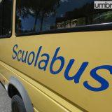 Terni, scuolabus e guai Covid: «Serve un altro pulmino»