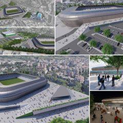 Nuovo stadio Terni, la stima parametrica per l'opera da 24 milioni