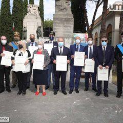 Terni, Festa Repubblica Consegna medaglie e onorificenze – Gallery