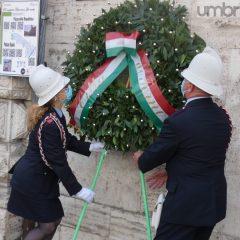 Terni, 77° anniversario Liberazione – Le foto della cerimonia
